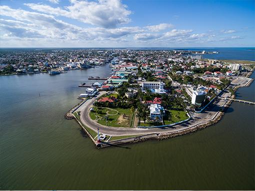 belastingsysteem-Belize