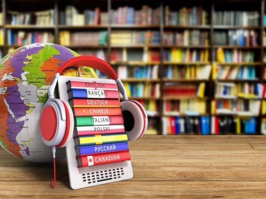emigreren taal leren