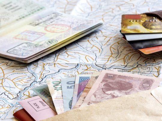 international tax money