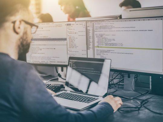 software engineer in het buitenland