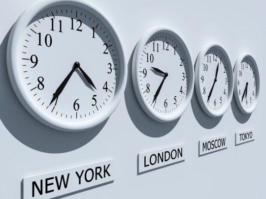 tijdzones